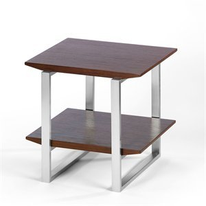 Cheap Directions East, Breeze-01SS End Table, Stained Bamboo with (B0058MS9HG)