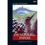 """Die N�rburg-Papiere: Kriminalroman aus der Eifelvon """"Jacques Berndorf"""""""