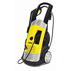 Factory-Reconditioned Karcher K5.85MR 1,850 PSI 1.5 GPM Electric Pressure Washer with Hose Reel