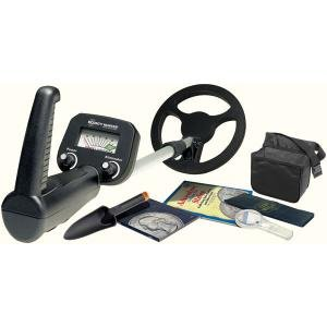 New JUNIOR METAL DETECTOR & COIN COLLECTING KIT