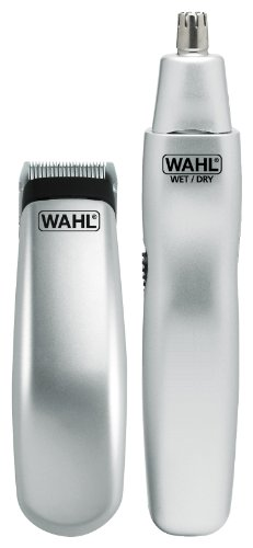 Wahl Travel Gear Battery Trimmer, Detail and Grooming Kit