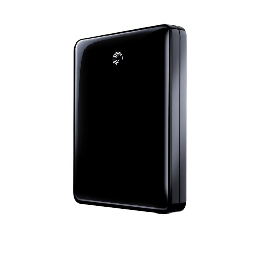 Seagate FreeAgent GoFlex 1 TB USB 3.0 Ultra-Portable External Hard Drive in Black STAA1000101