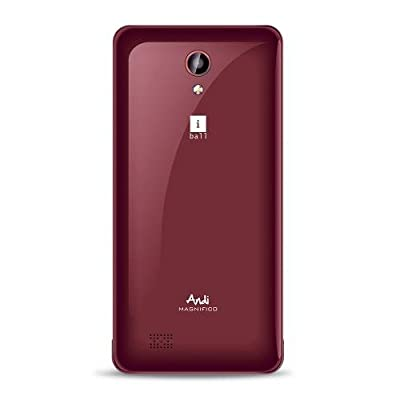 iBall Andi 4.5C Magnifico, 5MP Camera with LED flash, 8GB internal Storage