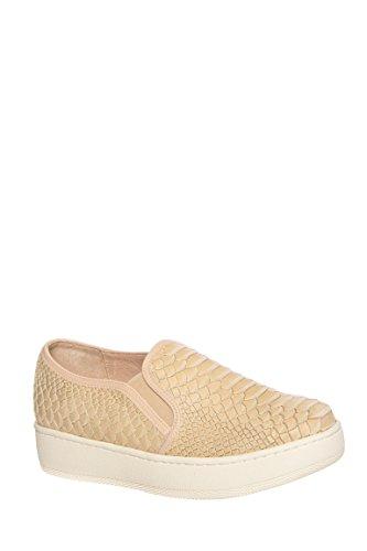 Jibbie Platform Slip On Sneaker