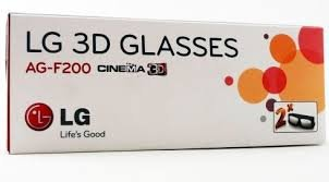 2 Pairs LG 3D TV Theater 3d Glasses - Passive glasses For Your 3D Television (Lg Cinema 3d Smart Tv compare prices)