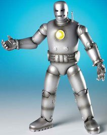 Marvel Legends Series 14 Action Figure 1st Appearance Iron Man (Marvel Legends Toy Biz compare prices)