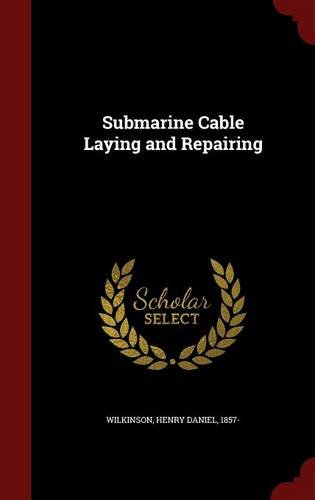 Submarine Cable Laying and Repairing