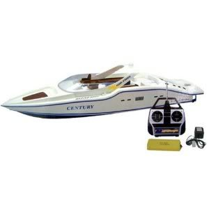 """Toy / Game 30"""" Rc Syma Century Boat Radio Remote Control R/C Racing Yacht With Display Stand - For Easy Control"""