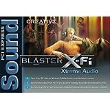 "Creative Sound Blaster X-Fi Xtreme Audio PCIe bulkvon ""Creative"""