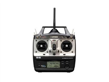 Airtronics AIR90406 SD-6G 2.4GHz 6-Channel Computer Radio with RX600