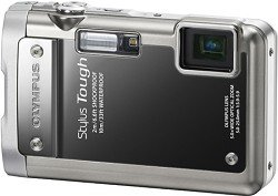 Olympus Stylus Tough 8010 14MP Digital Camera with 5x Wide Angle Zoom and 2.7 inch LCD (Black)