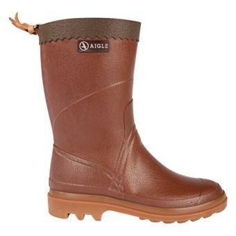 Aigle Bison Boots Wellington Boots 85121, stiefel & boots herren / 11498:45