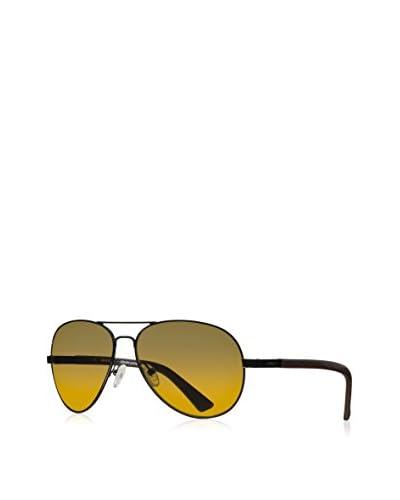 Gant Gafas de Sol Gas 2008 Blk-101G (62 mm) Negro