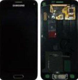 Samsung - Ecran LCD + Tactile Assemblé Samsung Galaxy S5 Mini SM-G800 Gold - 0583215029177