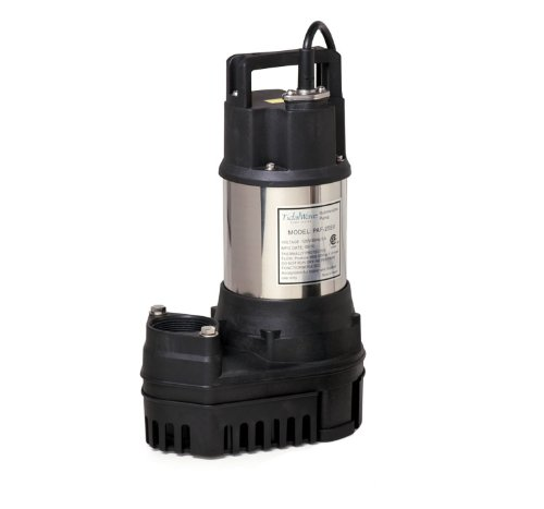 Atlantic water gardens paf 25 3900 gph waterfall pump for Homemade water pump for pond