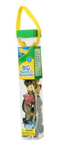 Insect Lore Big Bunch-O Butterflies Toy