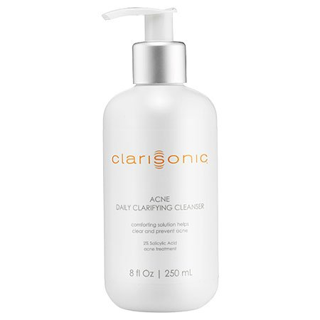 Clarisonic Acne Daily Clarifying Cleanser, 8.0