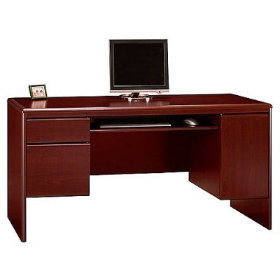 Buy Low Price Comfortable Bush Northfield Computer Desk – EX17712 (B003ZJ45K4)