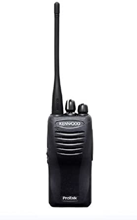 Kenwood TK-2400V4P VHF 4 Channel with Li-Ion Battery, 2W, 151-159 MHz by Kenwood
