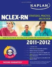 Kaplan NCLEX-RN 2011-2012 Edition with CD-ROM: Strategies, Practice, and Review (Kaplan Nclex-Rn Exam), by Barbara J. Irwin