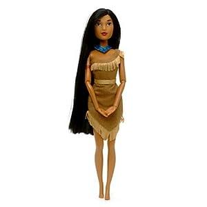 Amazon.com: Disney Princesse Pocahontas poupée mannequin de 30 cm en