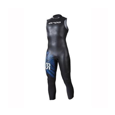 Orca 2011 Men's S3 Sleeveless Wetsuit - YVN6