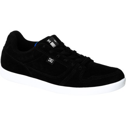 DC Skateboarding Landau Skate Shoe – Men's Black, 11.0