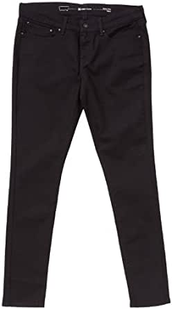 Levi's Curve Id - Jean - Femme - skinny - Slight curve - Noir (Pitch Black) - W25/L32