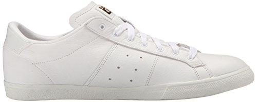 Onitsuka Tiger Lawnship Classic Tennis Shoe,White/White,6.5 M US Men's/8 W US Women's