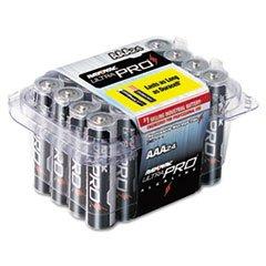 Ultra Pro Alkaline Batteries, AA, 24/Pack