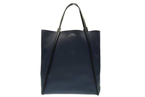 BUBBLE BRAINTROPY donna borsa shoppy blu SHPBUBCNT 073 UNICA Blu