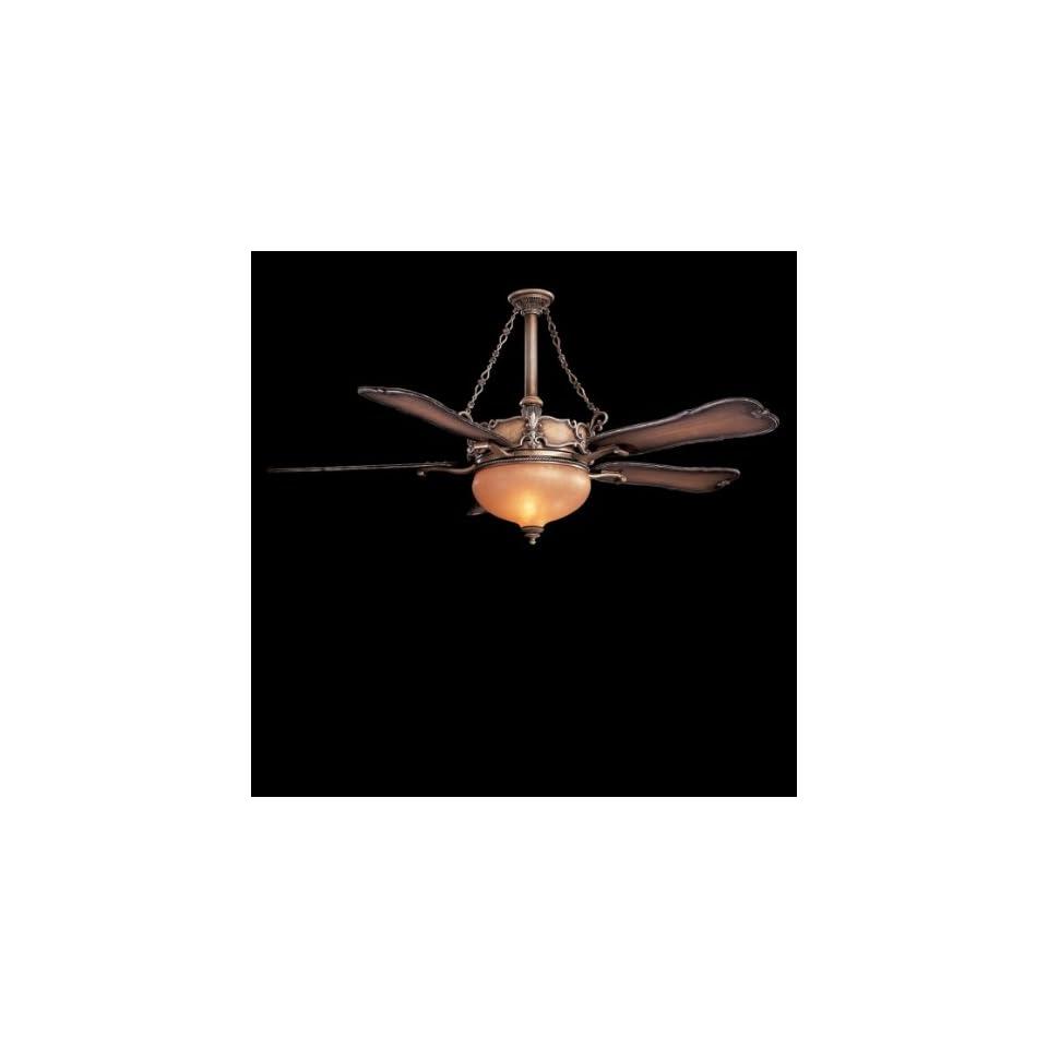 Minka Aire Ceiling Fans F724 PQ 56In Romantic Breeze Fan Pq 20 N A