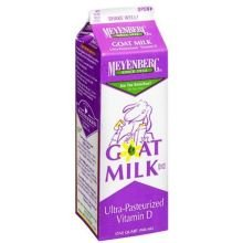 Meyenberg Ultra Pasteurized Whole Goat Milk, 64 Ounce -- 6 Per Case.