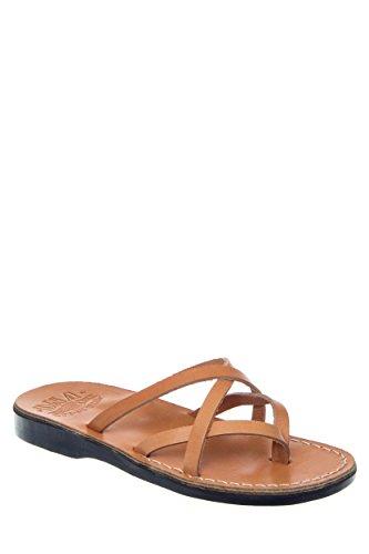 Tamar Flat Jerusalem Sandal by DNA Footwear