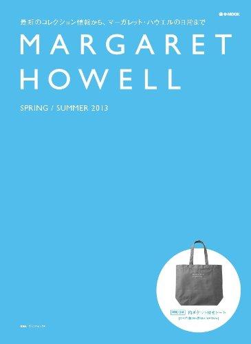 MARGARET HOWELL 2013 ‐ 春夏 大きい表紙画像