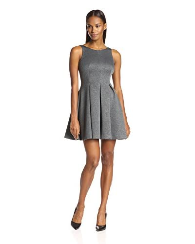 Jay Godfrey Women's Garnett Pleated Fit-and-Flare Dress