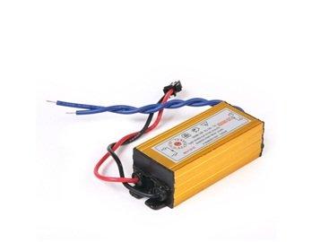 (4-8)*1W Lamp Waterproof Led Driver/Led Transformer (Golden Yellow)