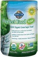 Garden of Life Perfect FoodÃ'® RAW Organic Powder, 481g Powder (Pack of 3)