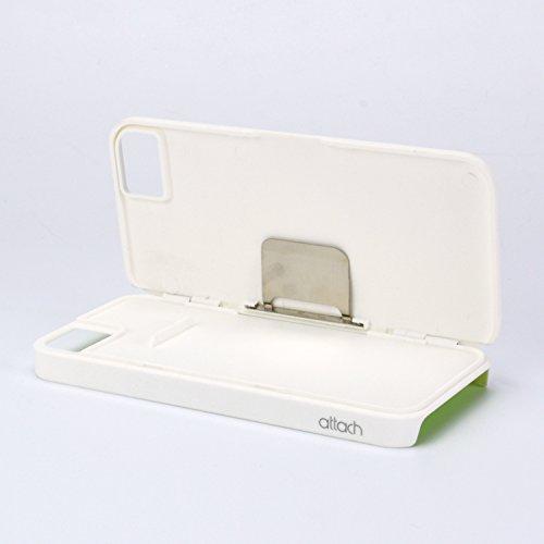 カード・札が収納できるiPhoneケース「iCash for iPhone5s/5」