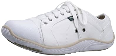Dr. Scholl's Women's Jamie Fashion Sneaker,White Canvas,6 M US