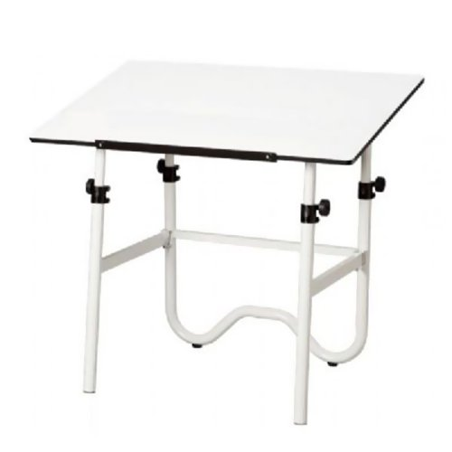 Alvin ONX36-4 Contemporary fold-away drafting-height table