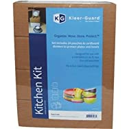 Broadway Industries RDSK-4 Dishware Moving/Storage Kit-KITCHEN KIT