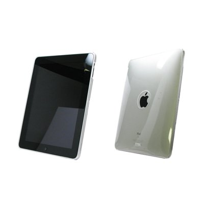 EMPIRE Apple iPad Back Case Cover Protector, Clear from EMPIRE