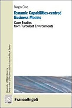 Cover Dynamic capabilities-centred business models. Case studies from turbulent environments