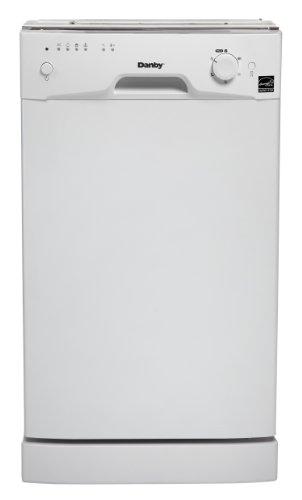 Danby DDW1809W-1 Built-In Dishwasher