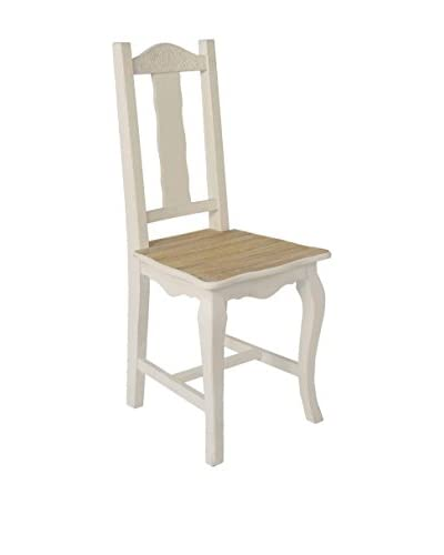 Set Silla 2 Piezas Delia Natural