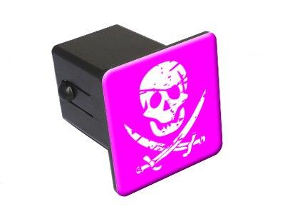 Pirate Skull Crossed Swords - Pink - 2