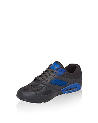 Nebulus Zapatillas Cooler Antracita / Azul