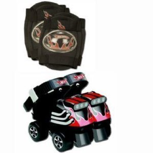 HOT WHEELS JUNIOR SKATE COMBO - 1