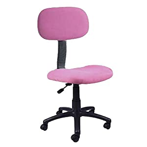 gas lift swivel office chair hot pink office products